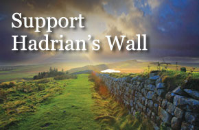 Support the work of Hadrian's Wall Trust